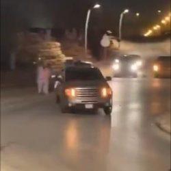 صور جوية ترصد أجواء الرياض ليلاً خلال احتفالات اليوم الوطني