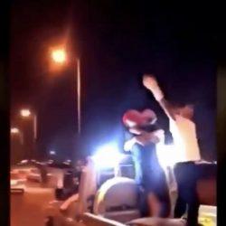 حادث مرورع.. «منشار كهربائي» يمزق جسد عامل في صبيا
