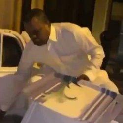"""القبض على مشجع لـ""""الهلال السوداني"""" ظهر في فيديو وهو يهدد جماهير الأهلي المصري"""