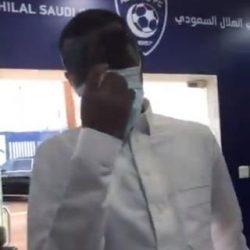 """نقل الكاتب """"صالح الشيحي"""" إلى الرياض بـ """"الإخلاء الطبي"""" بعد تعرضه لوعكة صحية"""