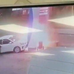 طيار يعلق على المقطع المتداول لاقتراب طائرة من أحد الأبراج خلال الاستعراض الجوي (فيديو)