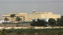 سقوط 3 صواريخ داخل مقر السفارة الأمريكية في بغداد