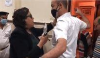 الإفراج عن السيدة التي اعتدت على ضابط مصري داخل محكمة.. وهذا هو منصبها الحقيقي
