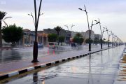 حالة الطقس اليوم.. أمطار على الشرقية وأجزاء من الرياض