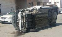 «إطار متطاير» يقتل شخصاً داخل مغسلة سيارات في مكة