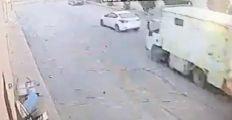 """فيديو.. لحظة سرقة سيارة """"دينا"""" في الرياض بطريقة غير معتادة"""