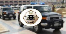 """""""شرطة تبوك"""" تحدد هوية المتورطين في حرق مركبة أمام منزل مواطنة"""