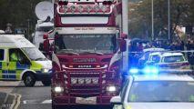 """بريطانيا: الشرطة تكشف هوية ضحايا """"شاحنة الجثث"""""""