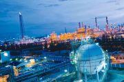 مجموعة عالمية تبحث أوجه الفرص الاستثمارية في الجبيل الصناعية