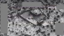 """الجيش الأمريكي يعرض فيديو يوثق عمـلية اسـتهداف """"البغـدادي"""".. ويكشف مكان دفـنه"""