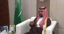 لقاء كامل لولي العهد لأسرة الشهيد اللواء عبدالعزيز الفغم