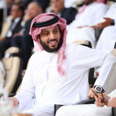 تركي آل الشيخ يُقدم جائزة 50 ألف ريال لمن يتوقع نتيجة مباراة ناديه.. ويضع الشروط
