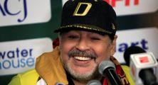 """""""مارادونا"""" يدعي اختطافه من قبل كائنات فضائية وبقائه 3 أيام خارج كوكب الأرض"""