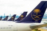 """""""الخطوط السعودية"""" توضح مصير الرحلات الداخلية بعد تعليق الرحلات الجوية أسبوعاً"""