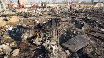 إيران تعترف بإسقاط الطائرة الأوكرانية